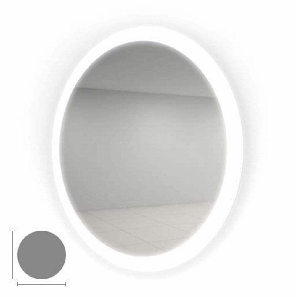 Electric Mirror Round Mirrors item TRI42