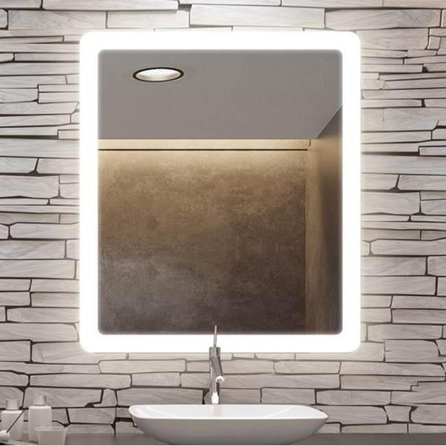 Electric Mirror Electric Lighted Mirrors Mirrors item EYL-3636-KG