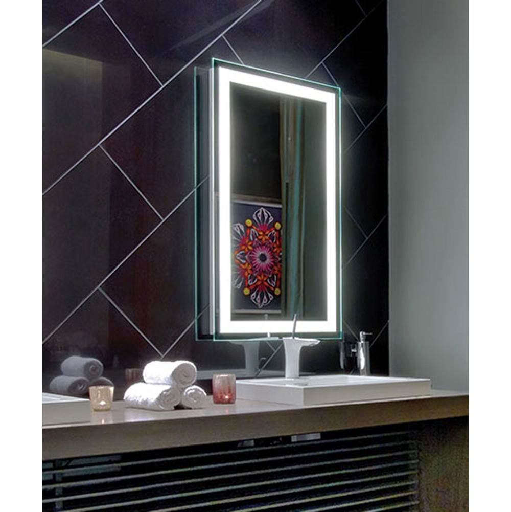 Electric Mirror Electric Lighted Mirrors Mirrors item INT-2436-AE