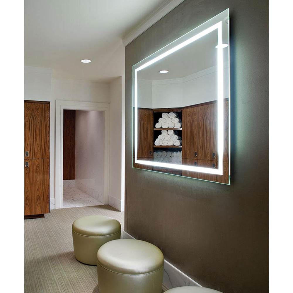 Electric Mirror Electric Lighted Mirrors Mirrors item INT-5442