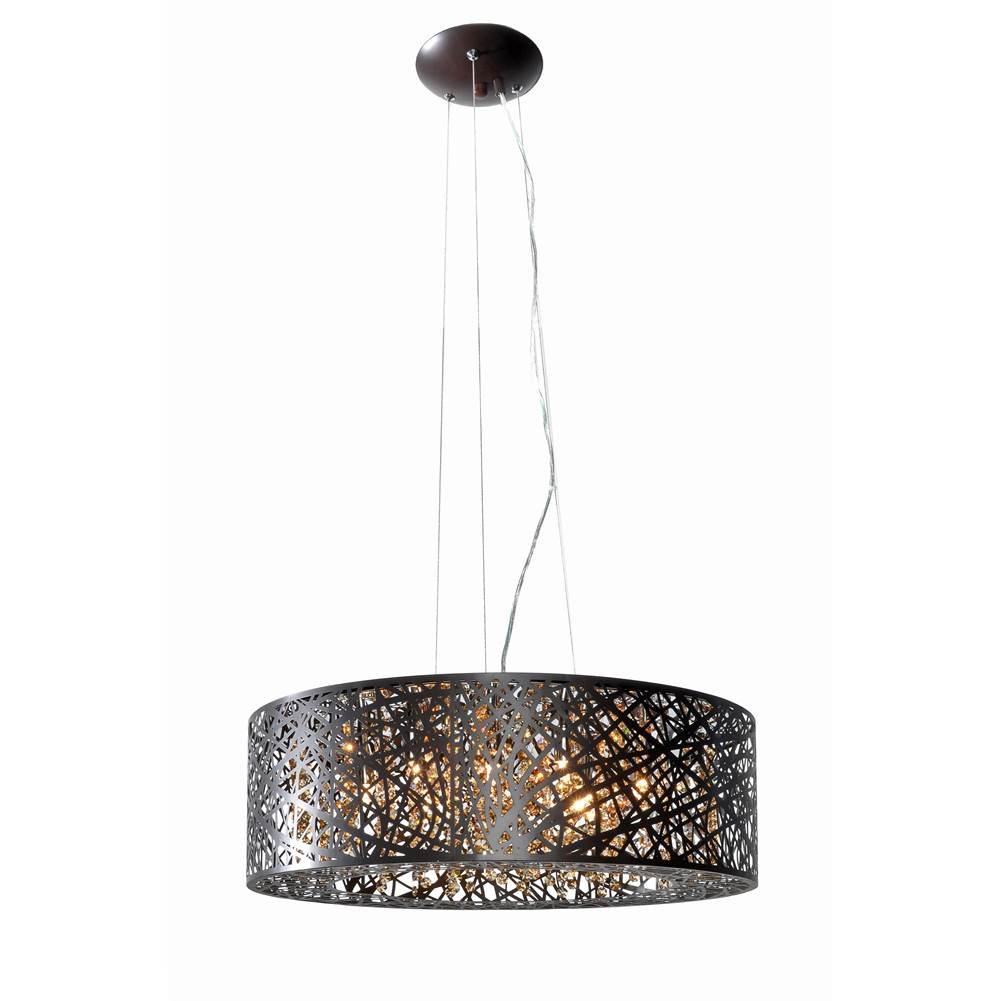 ET2 Drum Pendants Pendant Lighting item E21308-10BZ/BUL