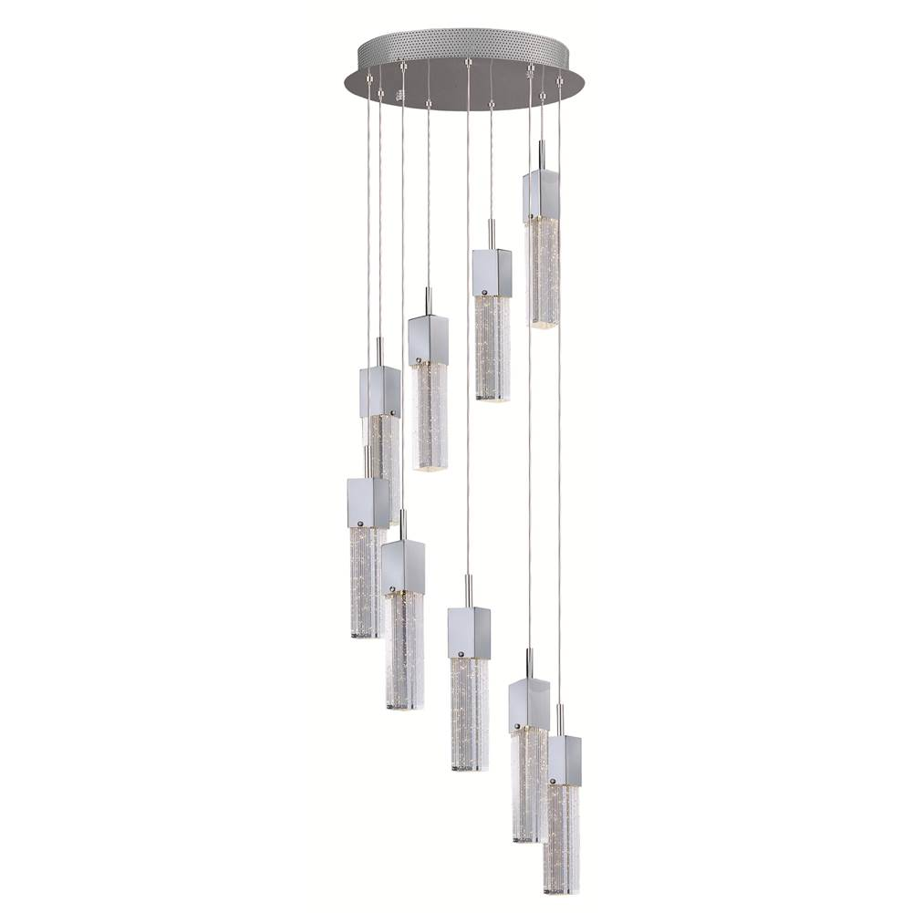 ET2 Multi Point Pendants Pendant Lighting item E22769-89PC