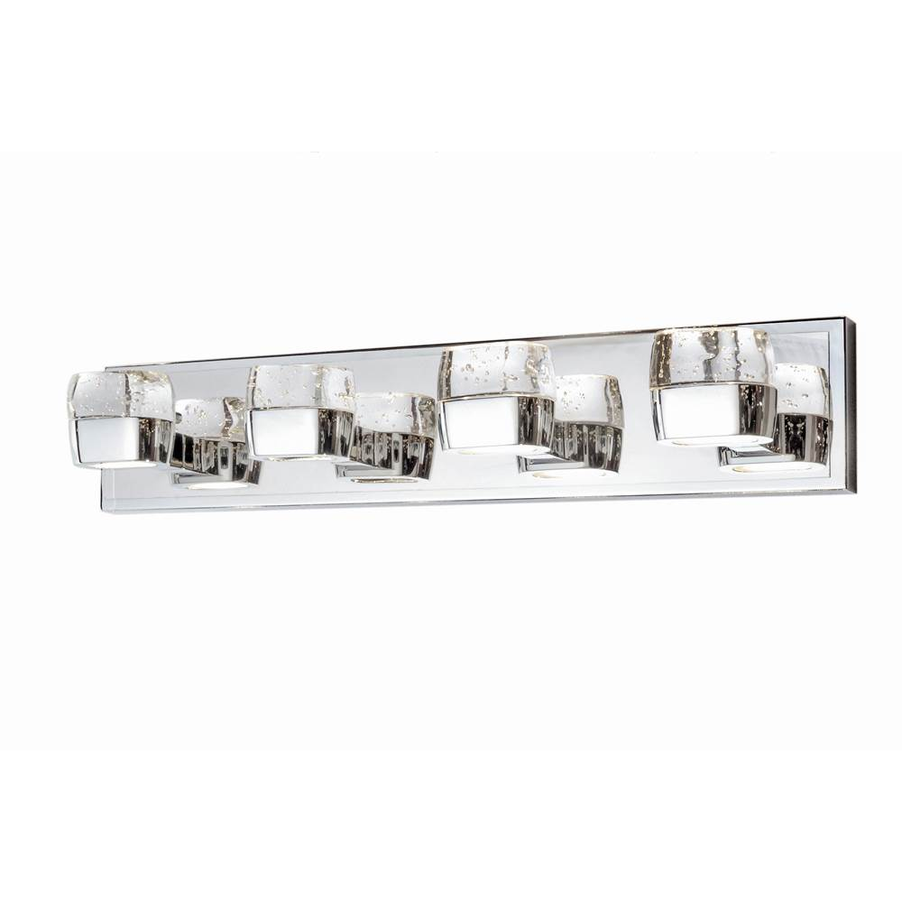 ET2 Four Light Vanity Bathroom Lights item E22894-89PC