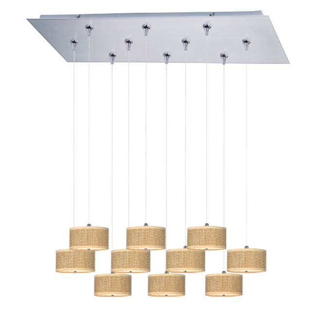 ET2 Multi Point Pendants Pendant Lighting item E95504-101SN