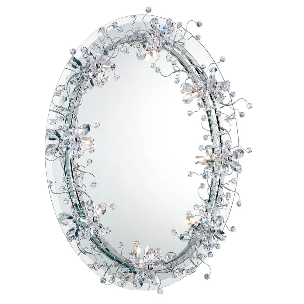 Eurofase Oval Mirrors item 23002-012