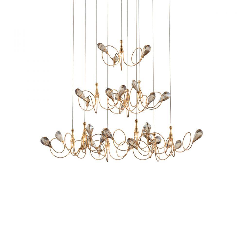 Eurofase chandeliers multi tier lighting kitchens and baths by 127000 arubaitofo Images
