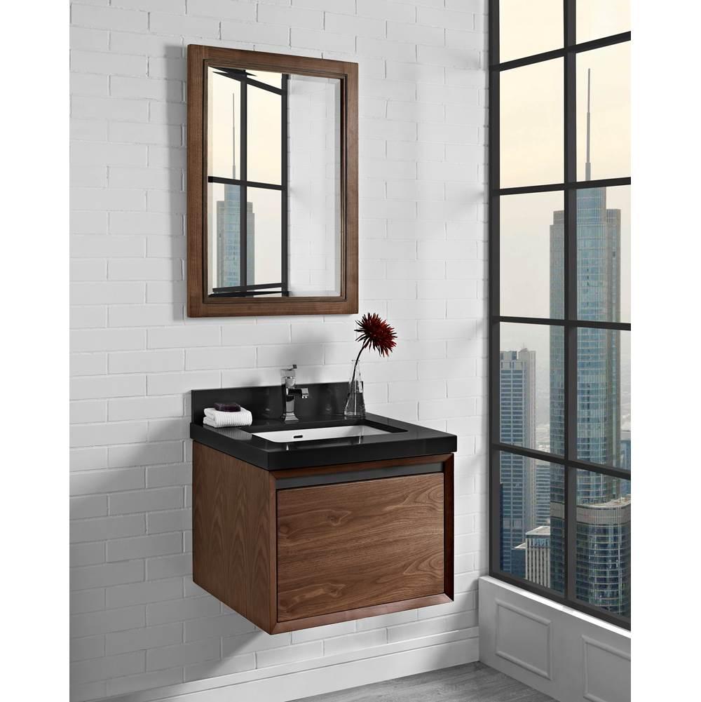 Fairmont Designs 60 Inches Single Bowl Vanity 1502-V60