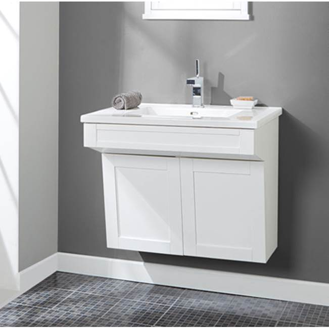 Fairmont Designs Wall Mount Vanities item 1512-WV3021