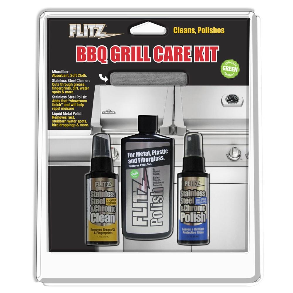 Flitz  Kitchen Accessories item BBQ 41504