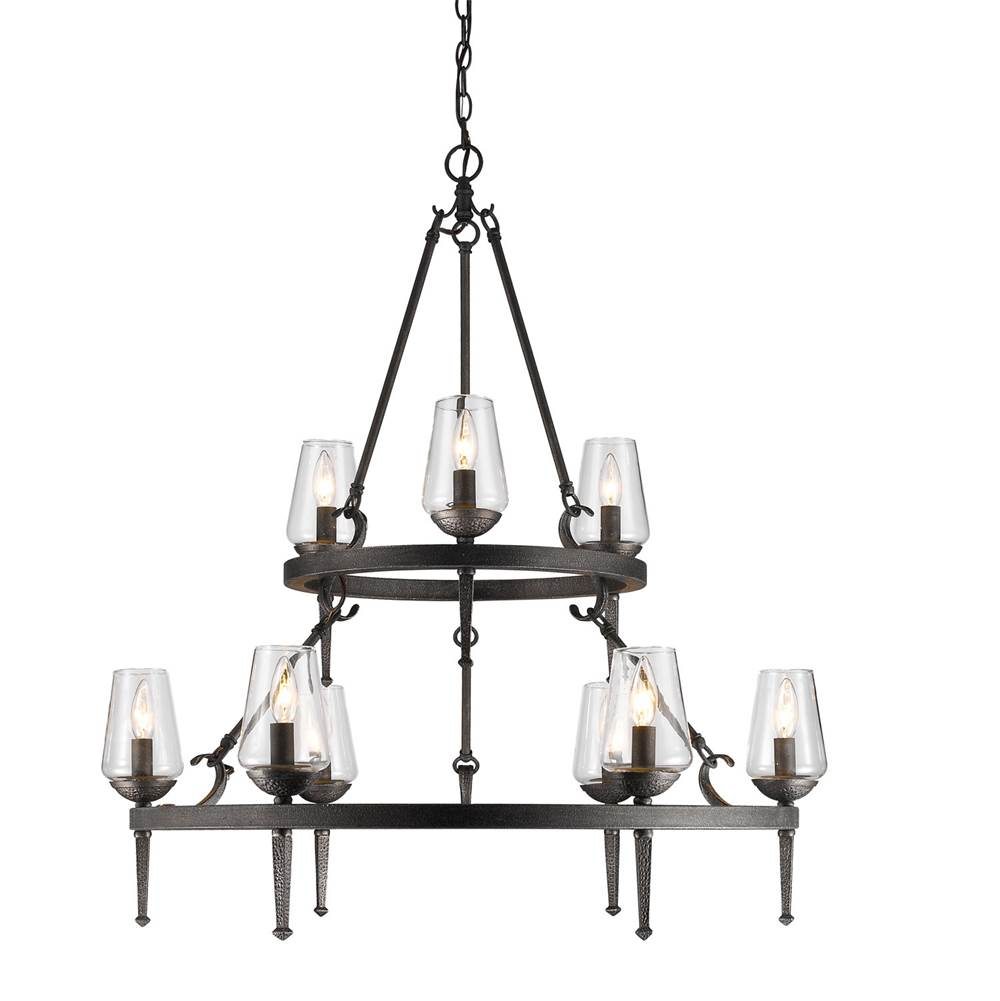 Chandeliers lighting kitchens and baths by briggs grand island 59900 arubaitofo Gallery