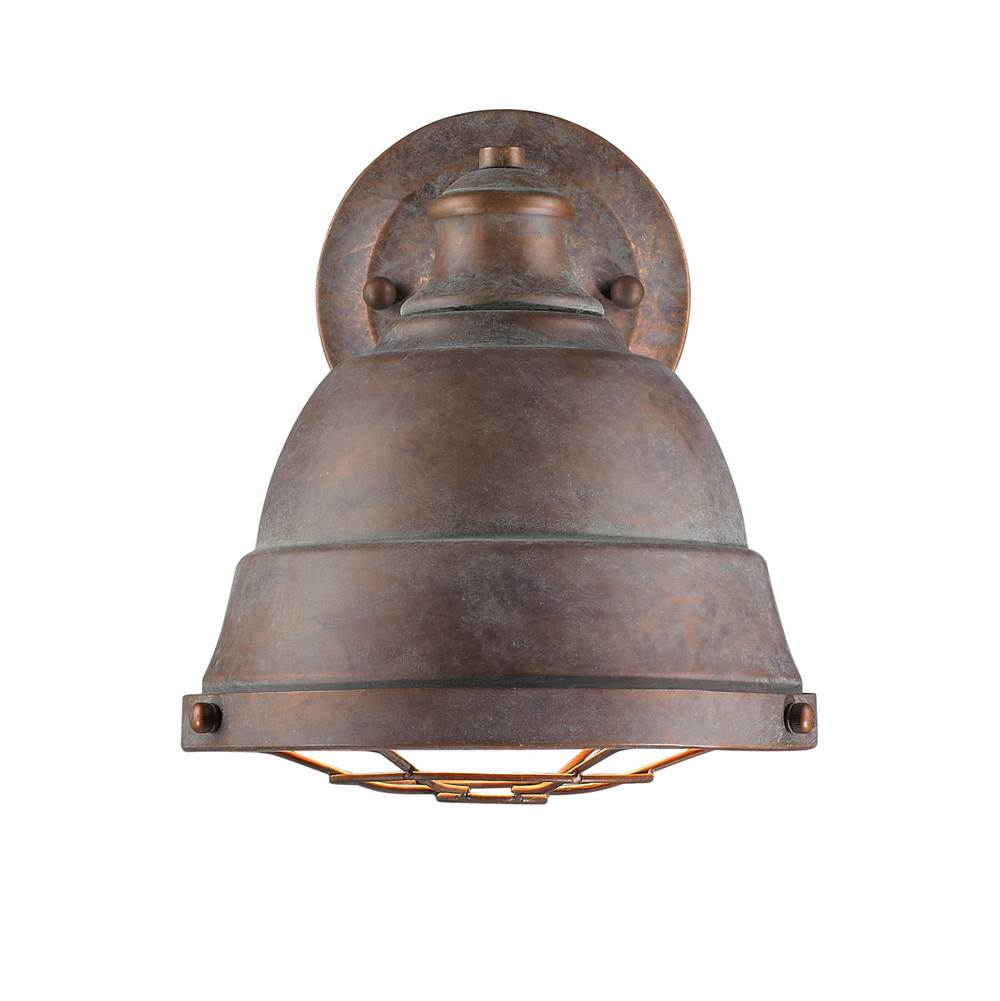 Golden Lighting Sconce Wall Lights item 7312-1W CP