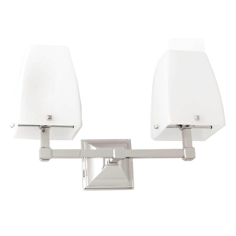Ginger Two Light Vanity Bathroom Lights item 1882U/PC