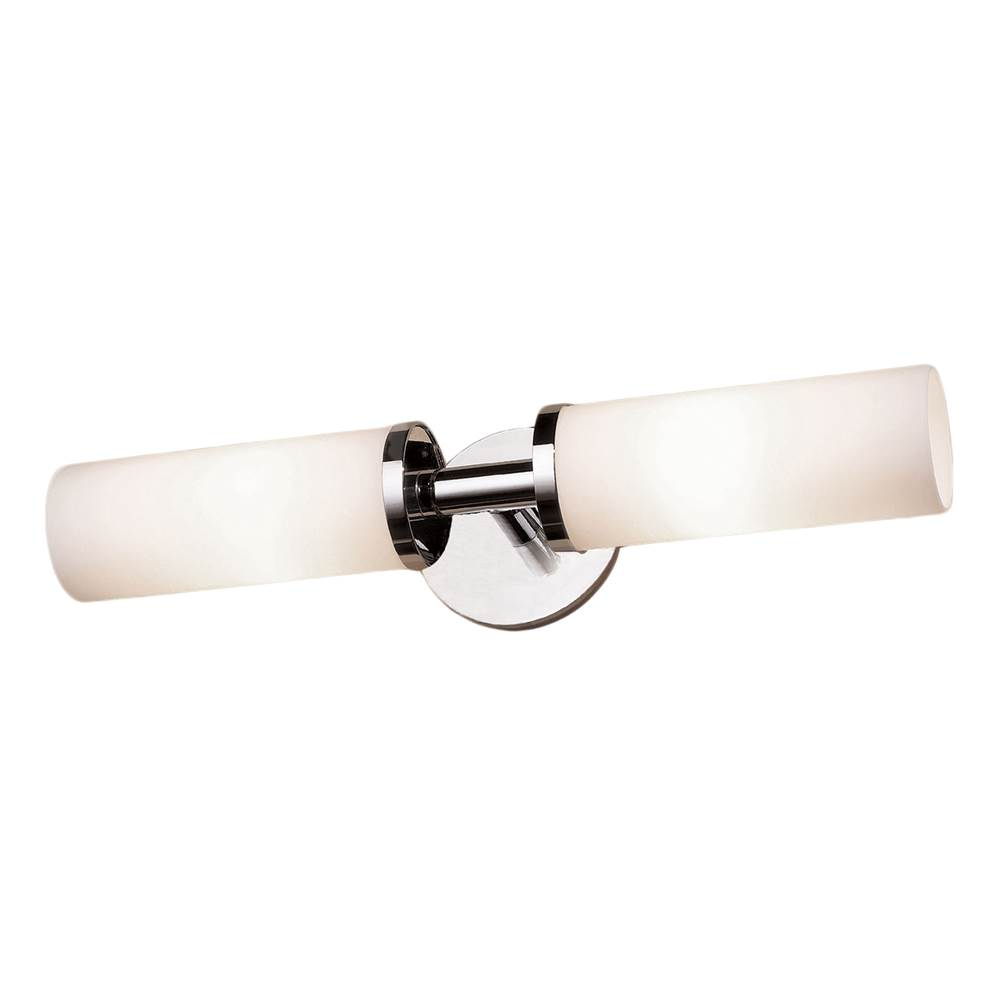 Ginger Two Light Vanity Bathroom Lights item 4682L/SN