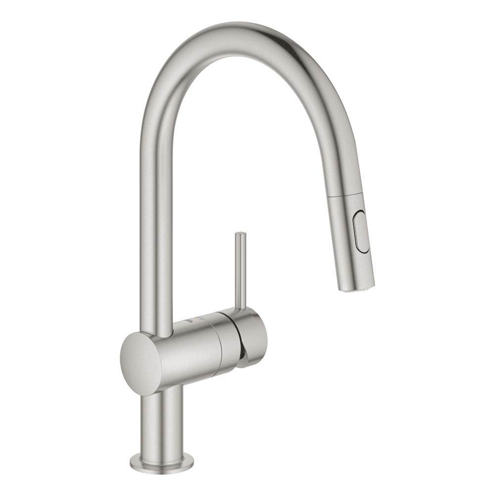 Grohe  Kitchen Faucets item 31378DC3