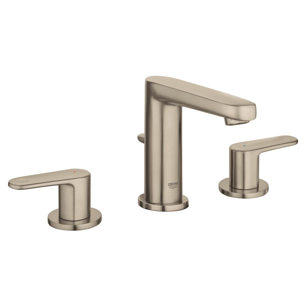 Grohe Widespread Bathroom Sink Faucets Item 20302ena