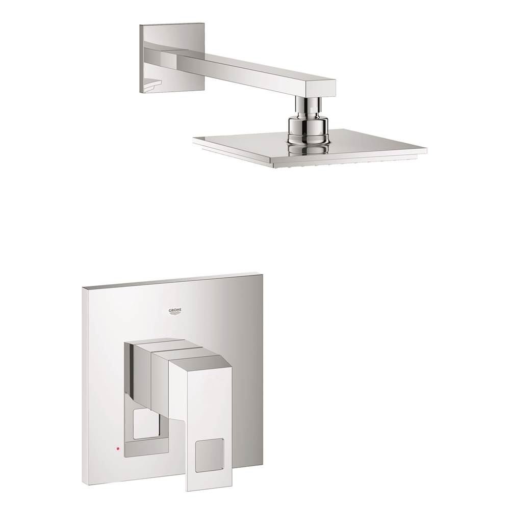 Grohe Shower Only Faucets With Head | Kitchens and Baths by Briggs ...