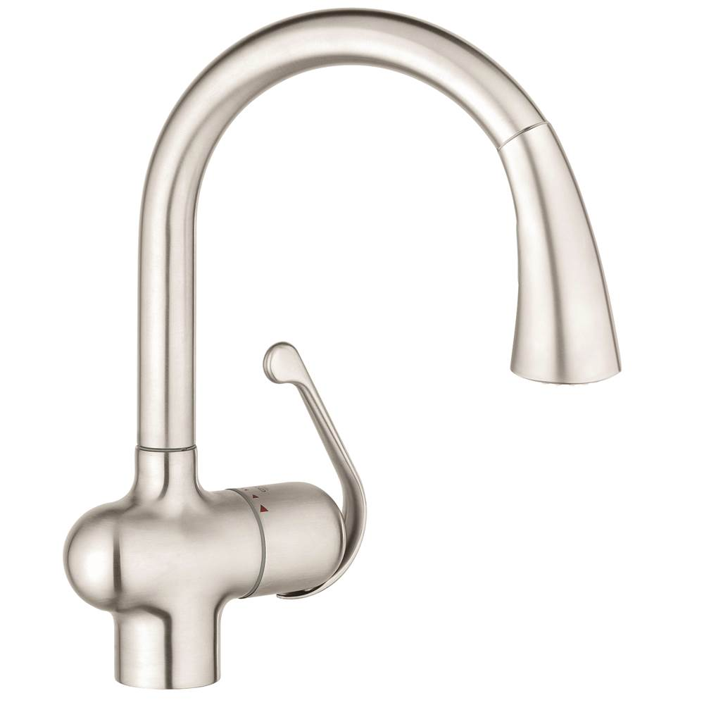 Grohe Single Hole Kitchen Faucets item 33755SD1