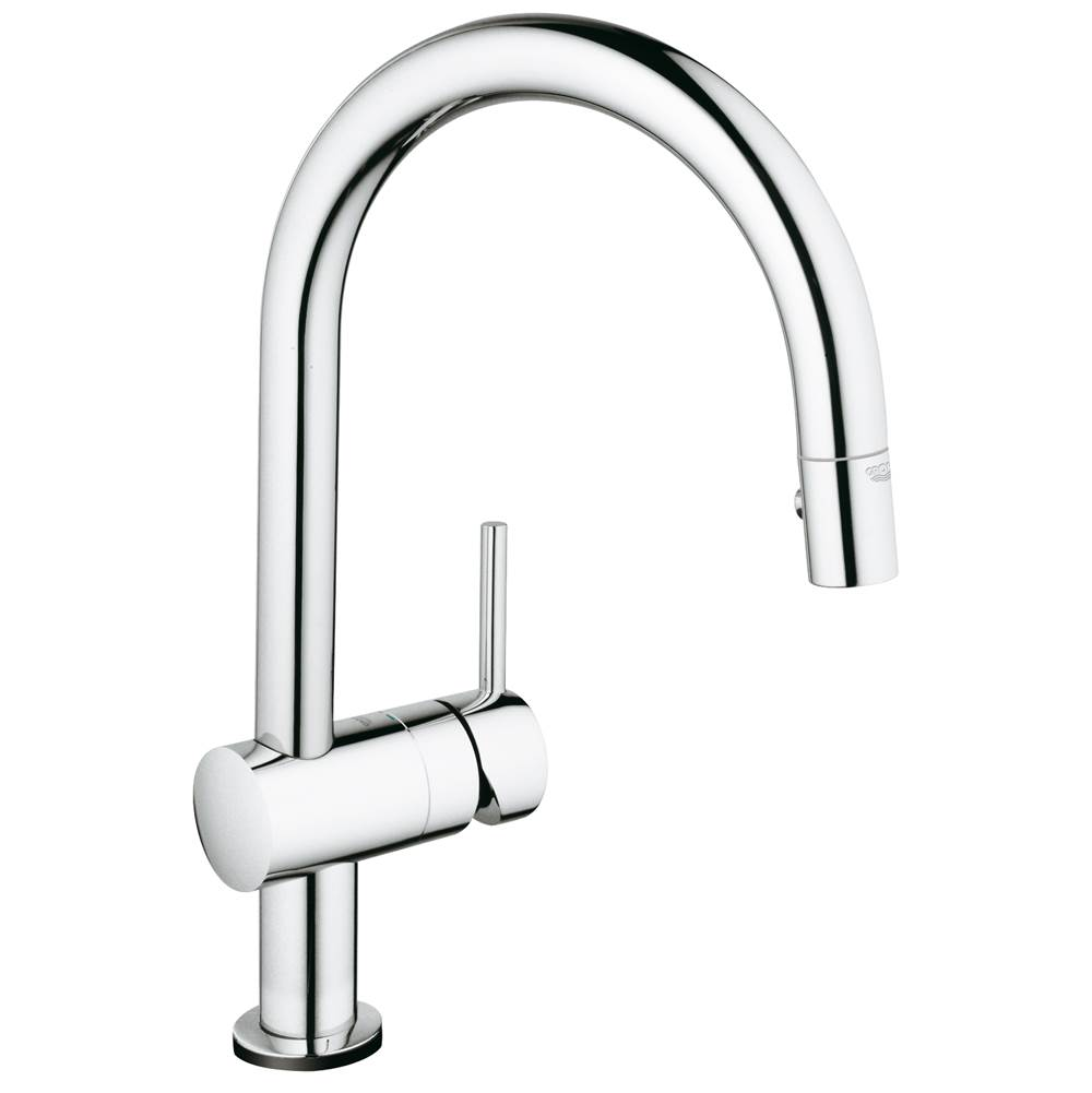 Grohe Retractable Faucets Kitchen Faucets item 31359001
