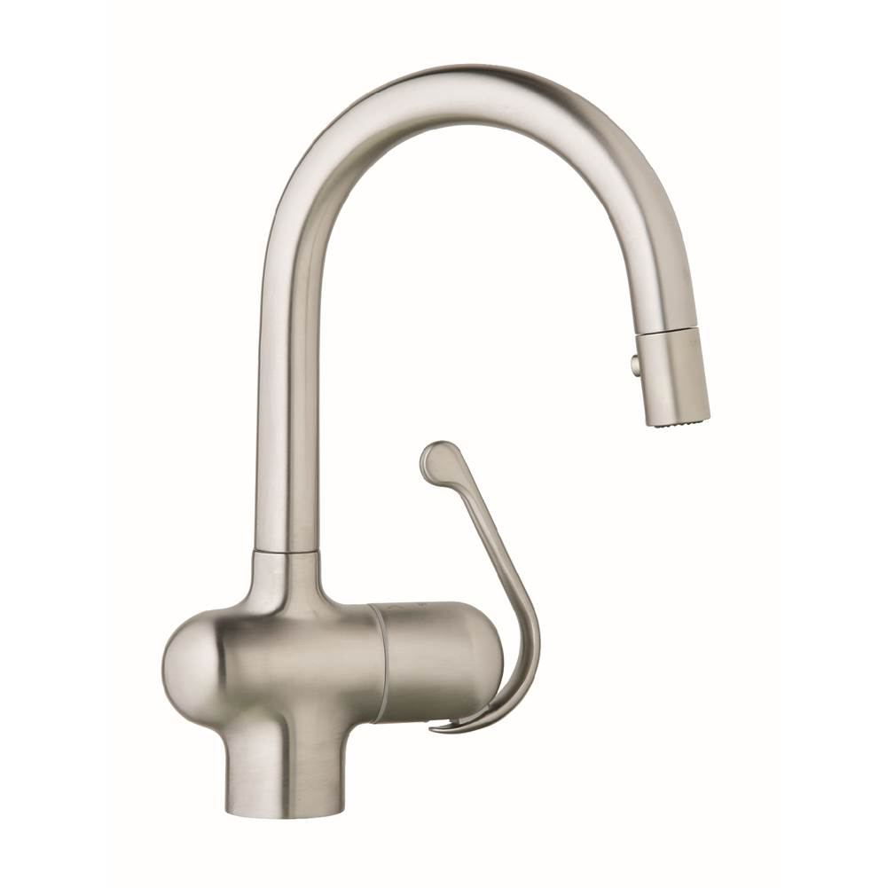 Grohe Kitchen Faucets Bar Sink Faucets Steel | Kitchens and Baths by ...