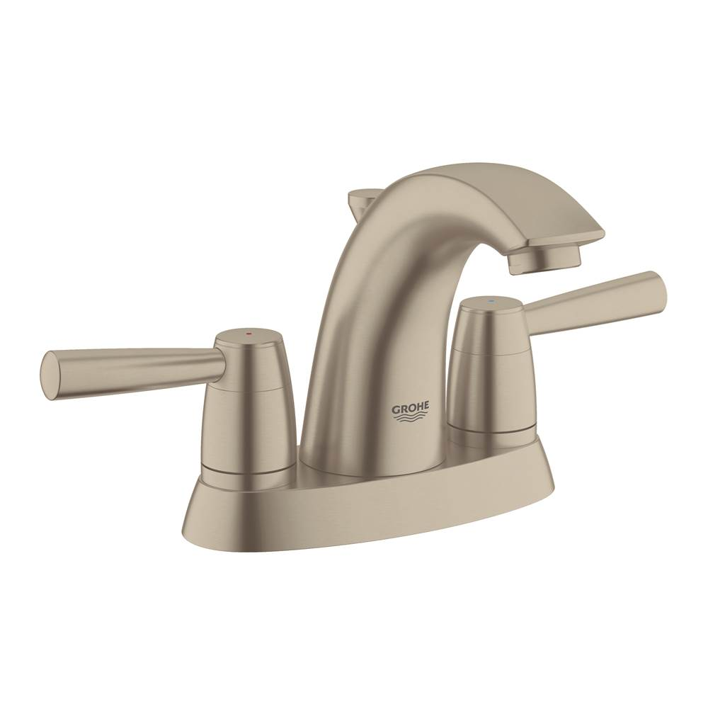 Grohe Centerset Bathroom Sink Faucets item 20388ENA