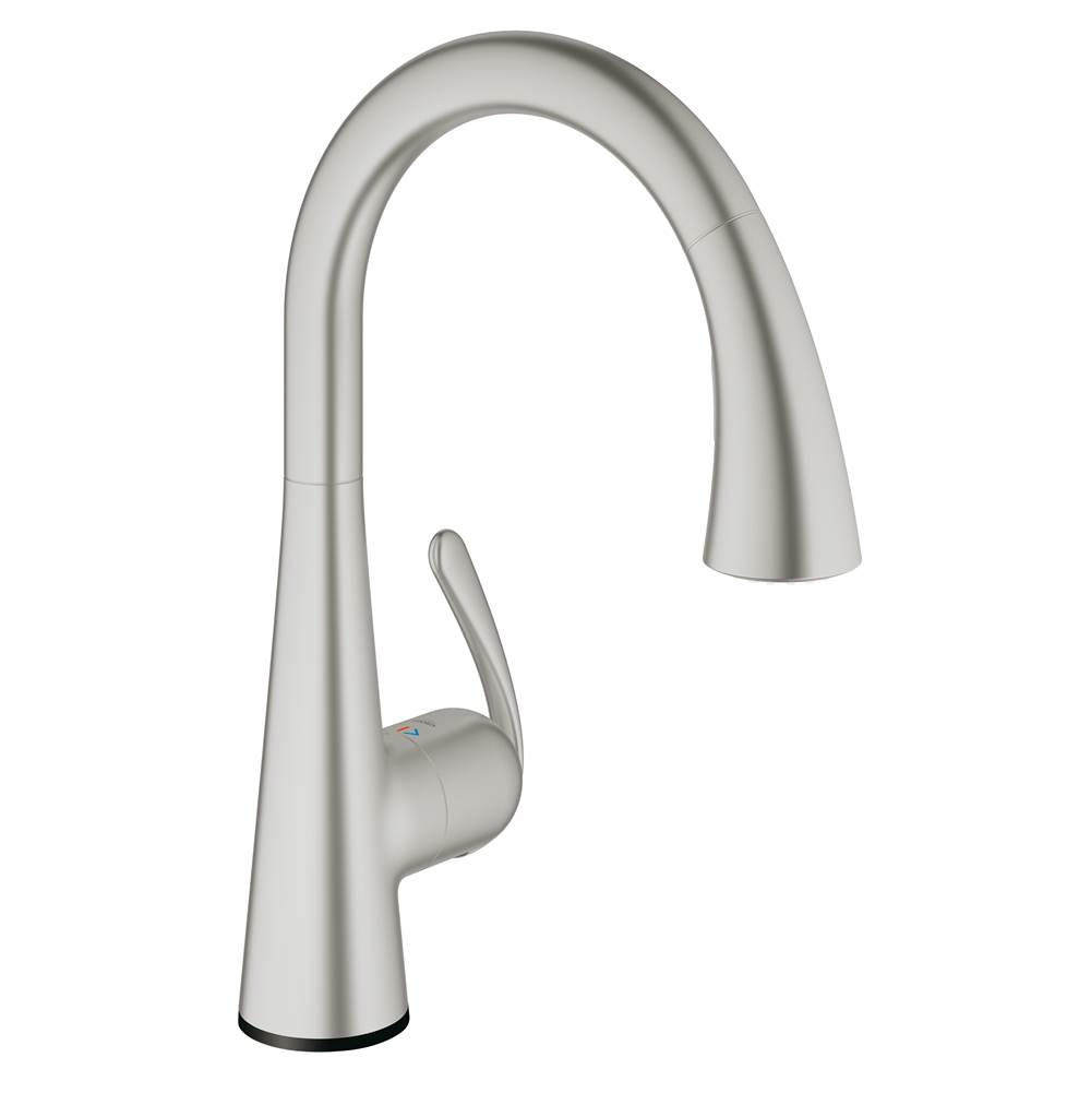 Grohe Single Hole Kitchen Faucets item 30205DC1