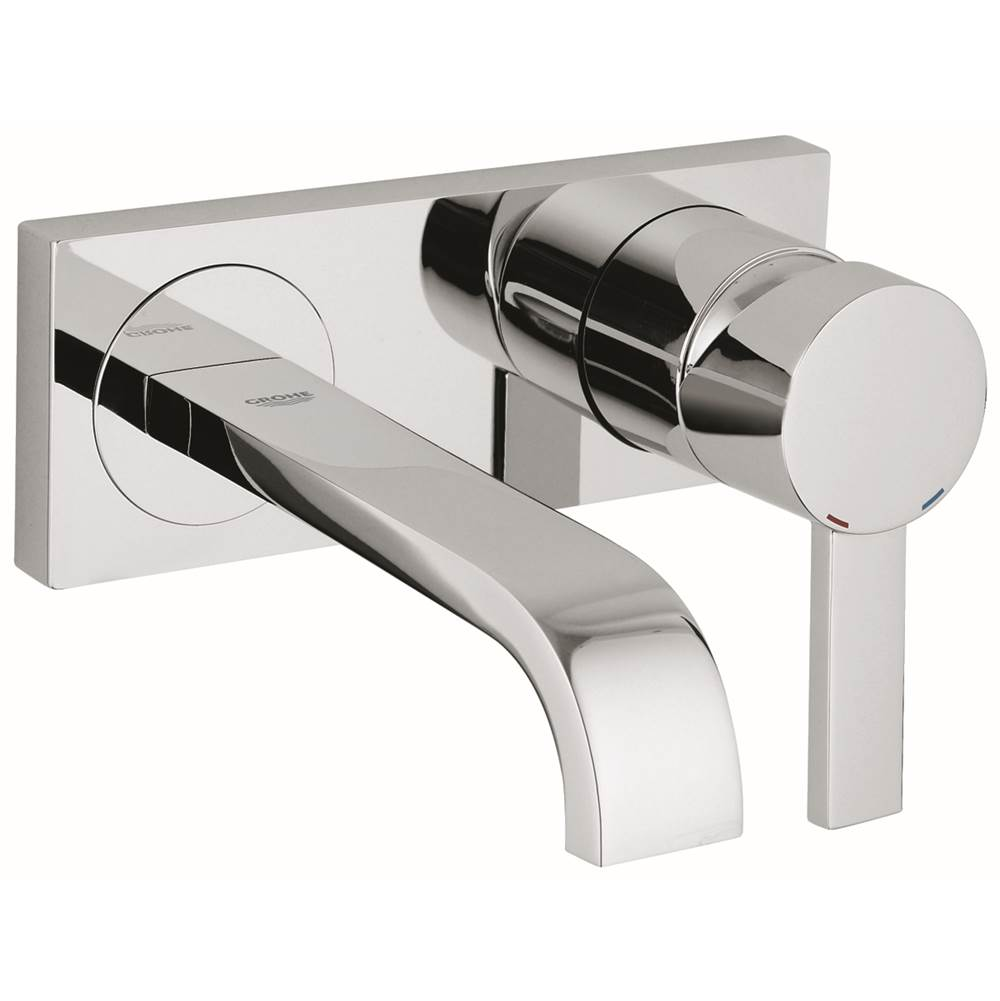 Grohe Bathroom Faucets Bathroom Sink Faucets Wall Mounted | Kitchens ...