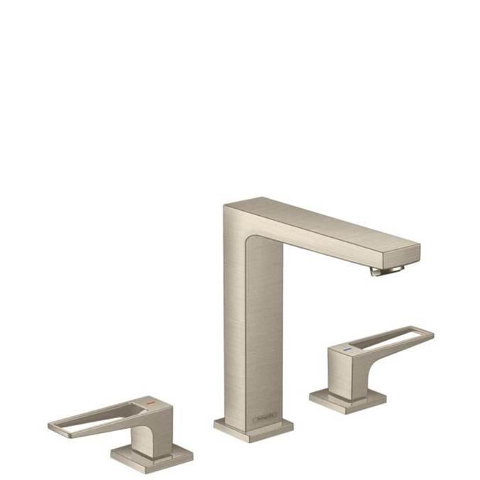 Hansgrohe Bathroom Faucets Bathroom Sink Faucets Widespread Nickel ...