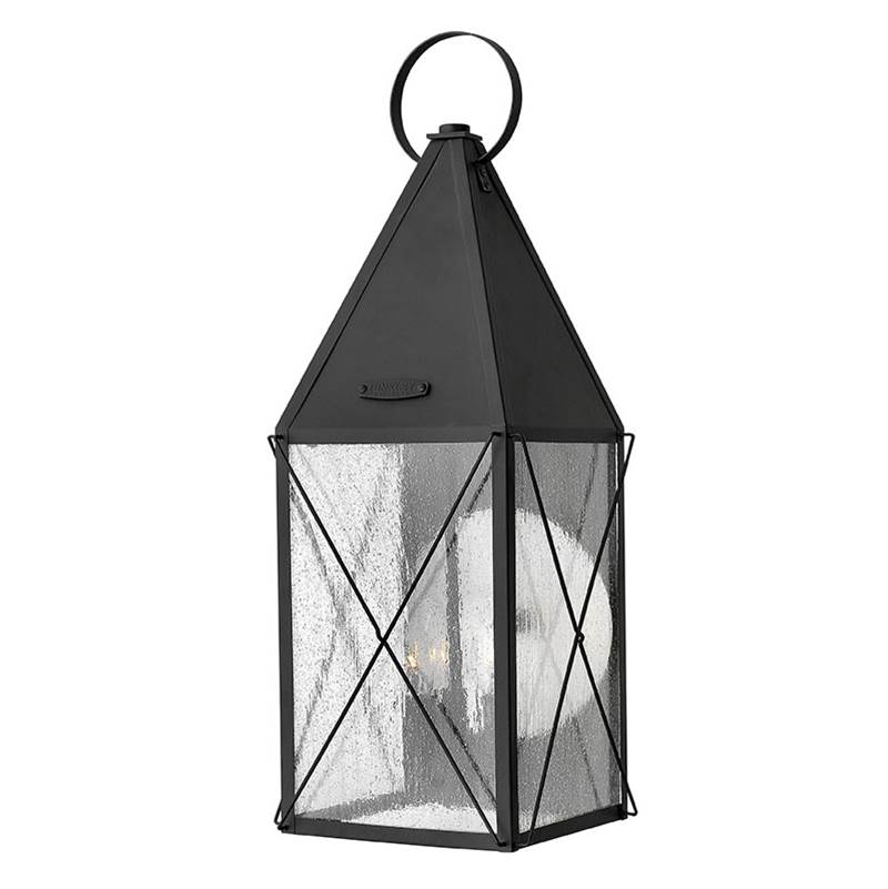 Hinkley Lighting Wall Lanterns Outdoor Lights item 1845BK