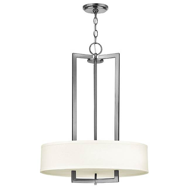Hinkley Lighting Drum Pendants Pendant Lighting item 3203AN-LED