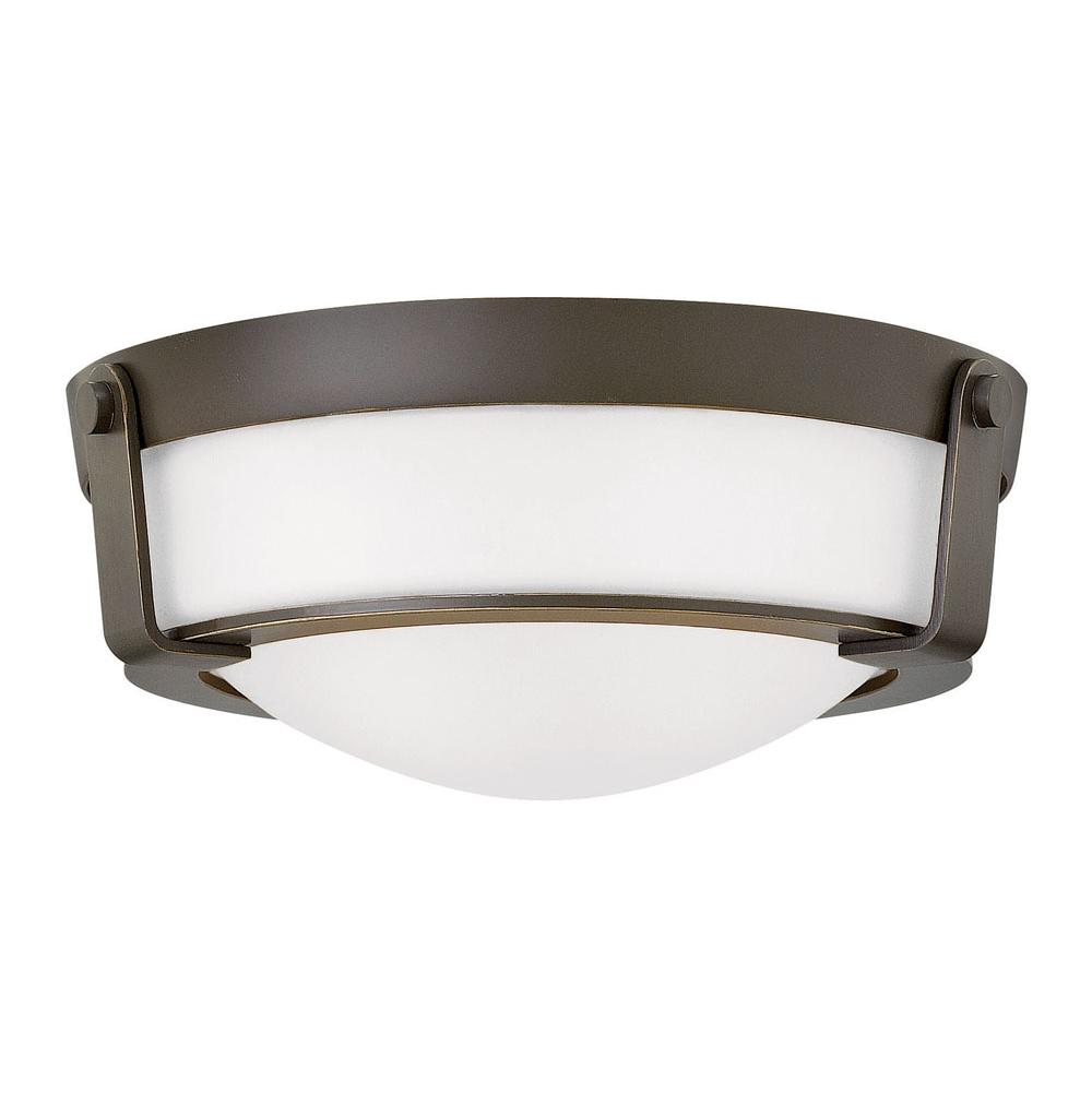 Hinkley Lighting Flush Ceiling Lights item 3223OB-WH-LED
