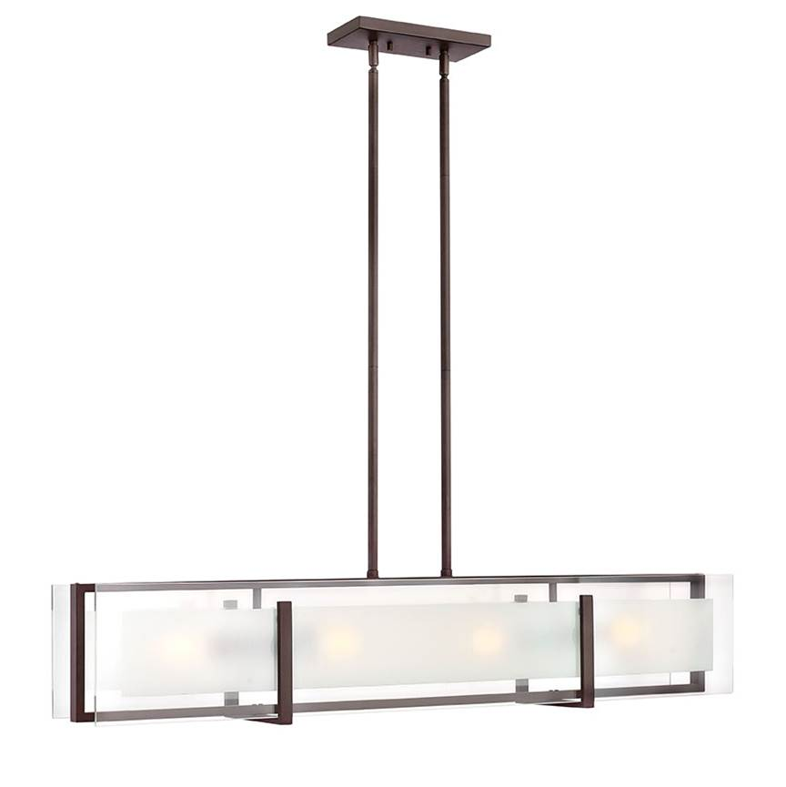 Hinkley Lighting Linear Chandeliers Chandeliers item 3996OZ