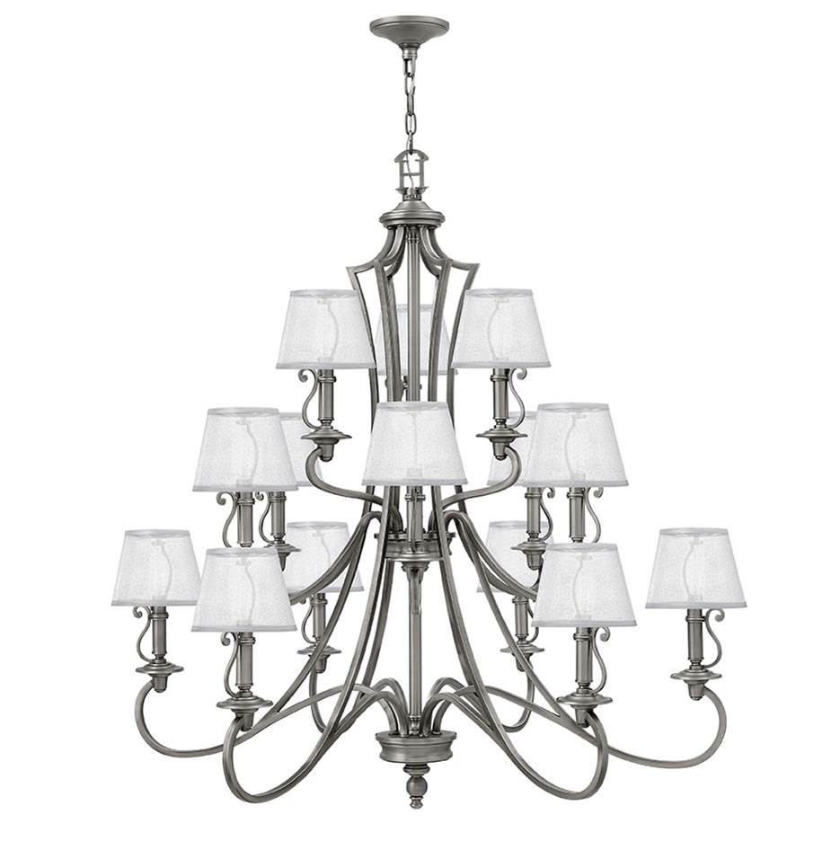 Hinkley Lighting 4249pl Chandelier Plymouth