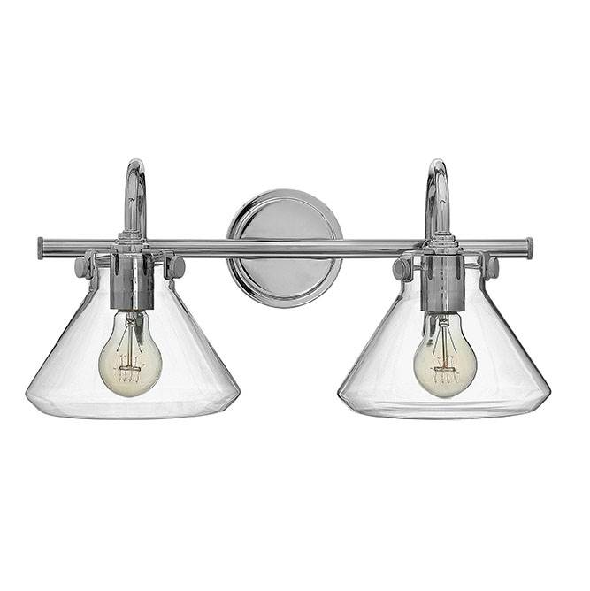 Hinkley Lighting Two Light Vanity Bathroom Lights item 50026CM