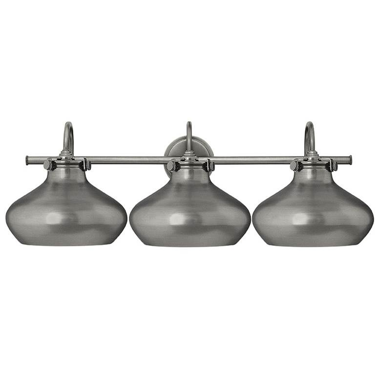 Hinkley Lighting Three Light Vanity Bathroom Lights item 50038AN