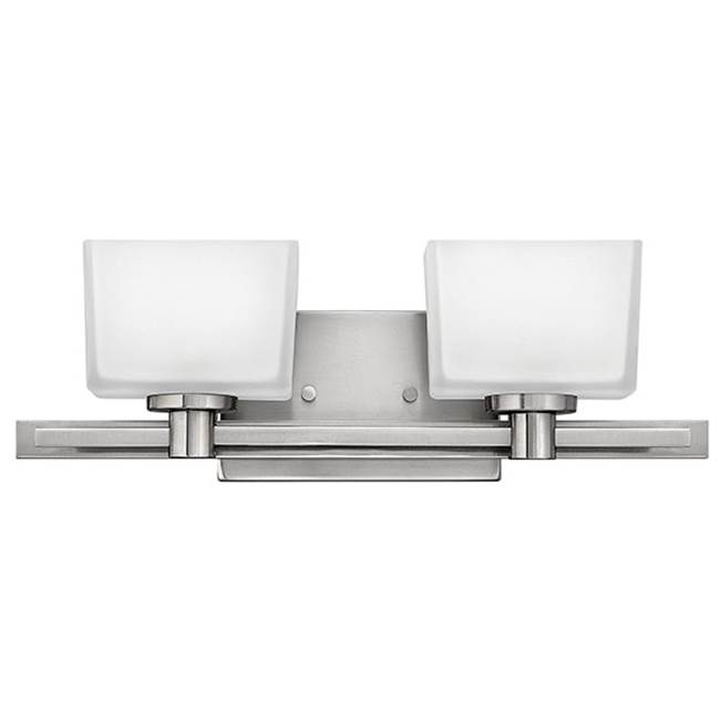 Hinkley Lighting Two Light Vanity Bathroom Lights item 5022BN