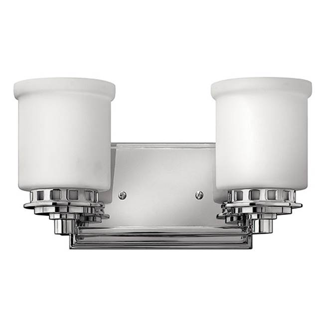 Hinkley Lighting Two Light Vanity Bathroom Lights item 5192CM