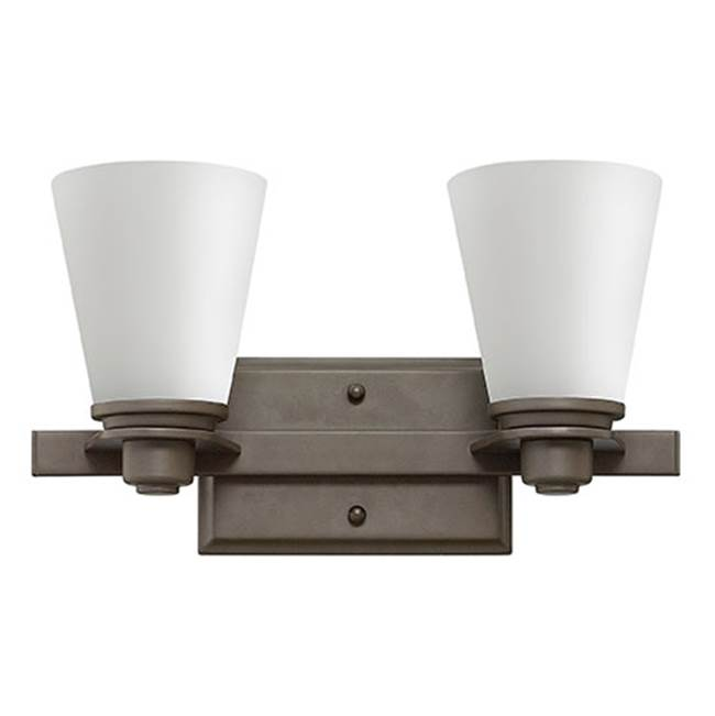 Hinkley Lighting Two Light Vanity Bathroom Lights item 5552KZ