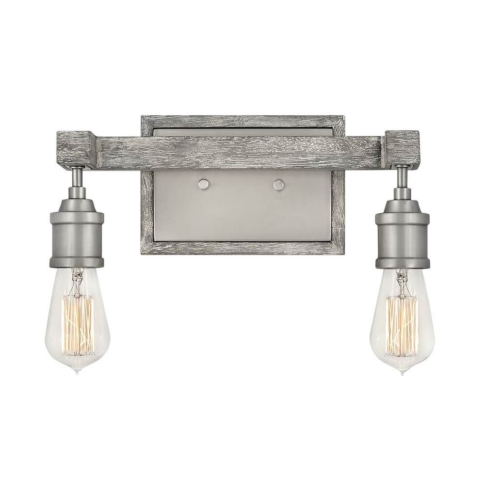 Hinkley Lighting Two Light Vanity Bathroom Lights item 5762PW