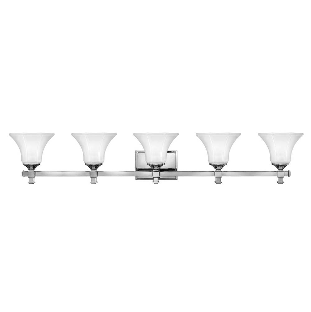 Hinkley Lighting Five Or More Vanity Bathroom Lights item 5855CM