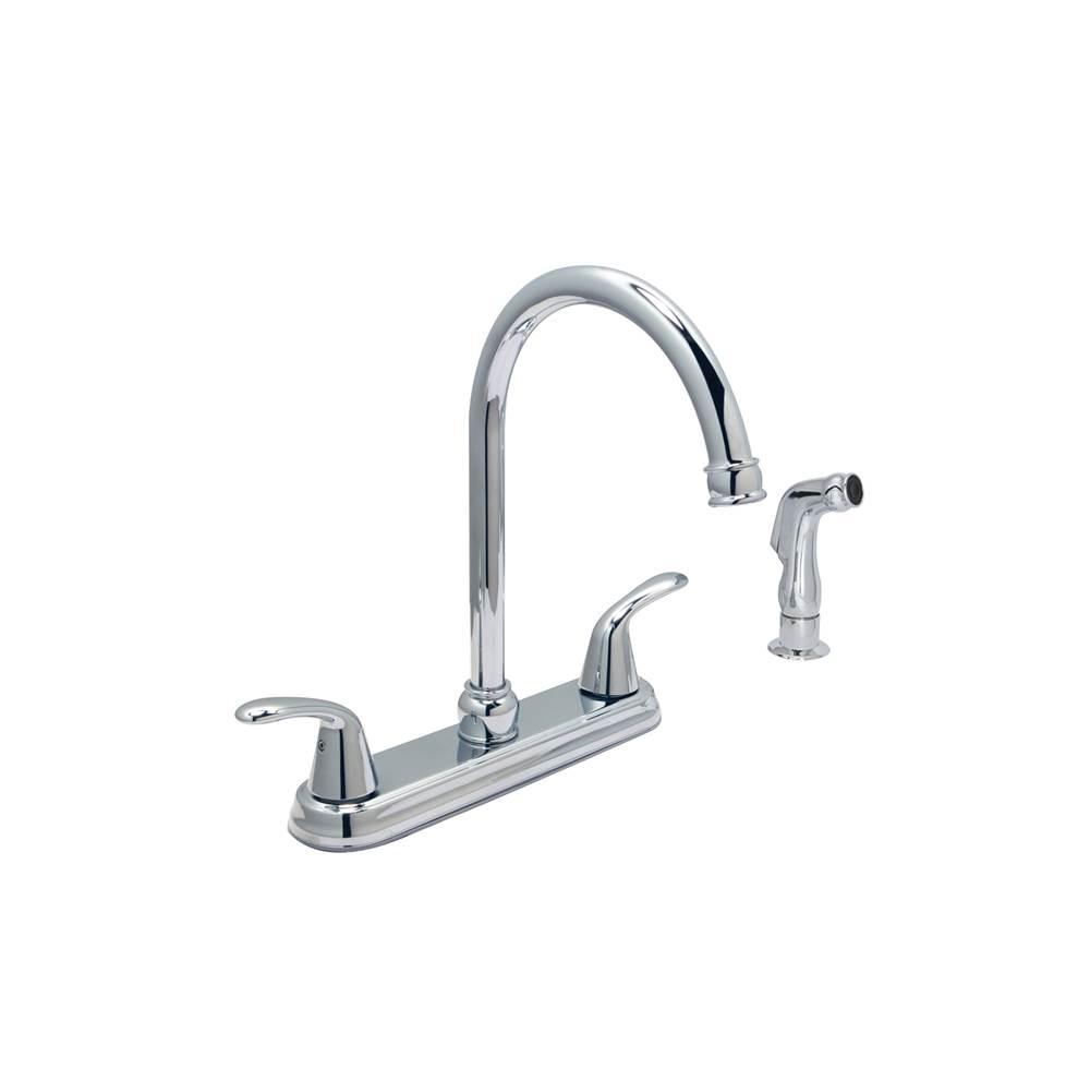 Superbe Huntington Brass   K2320001 Z   Deck Mounted Kitchen Faucet