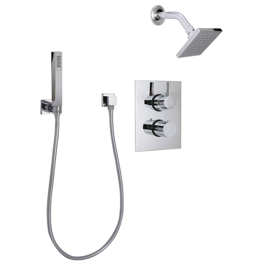 Huntington Brass Complete Systems Shower Systems item P6620301