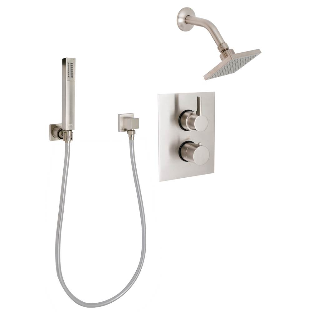 Huntington Brass Complete Systems Shower Systems item P6620302