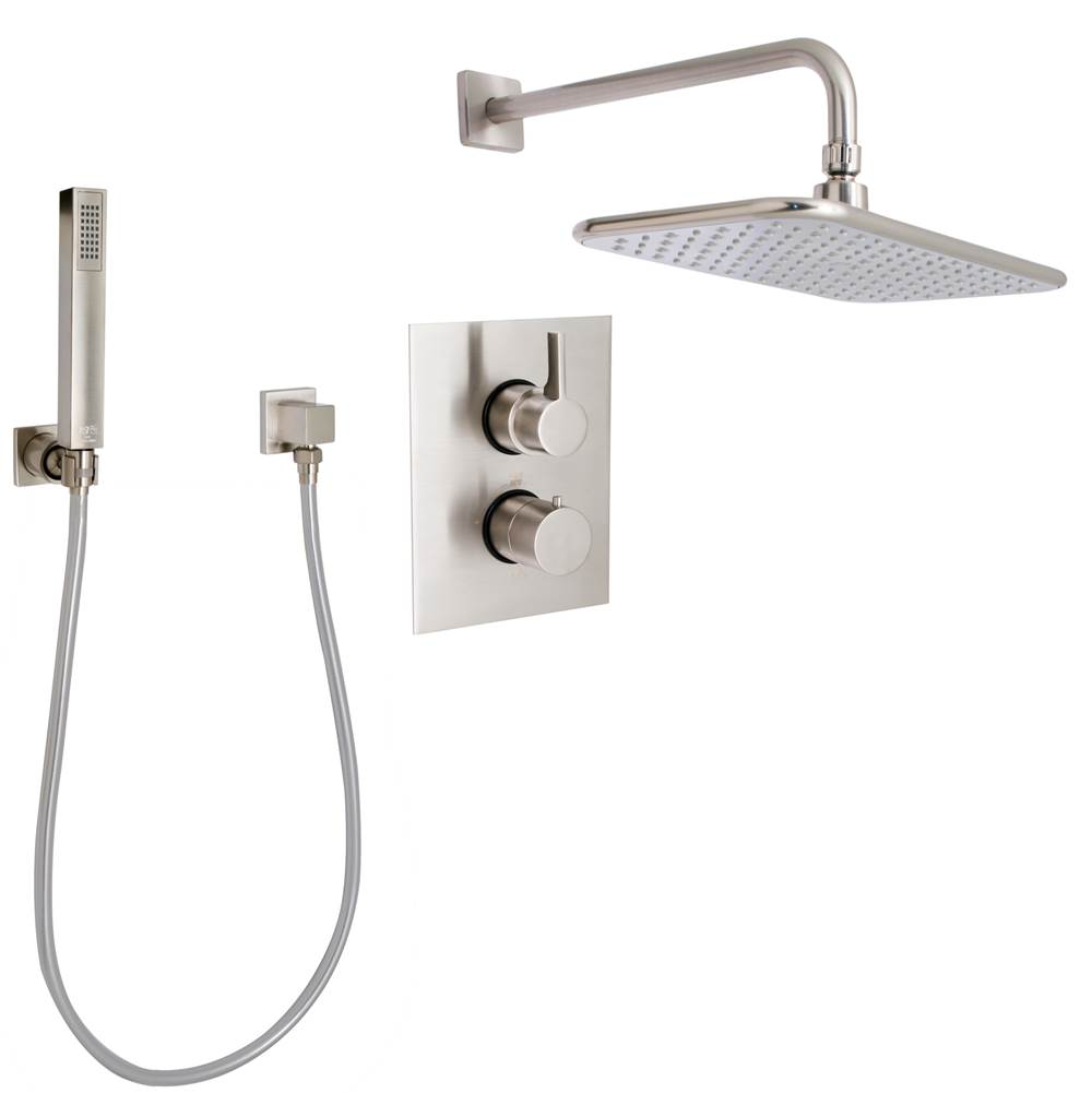 Huntington Brass Complete Systems Shower Systems item S6620302-1