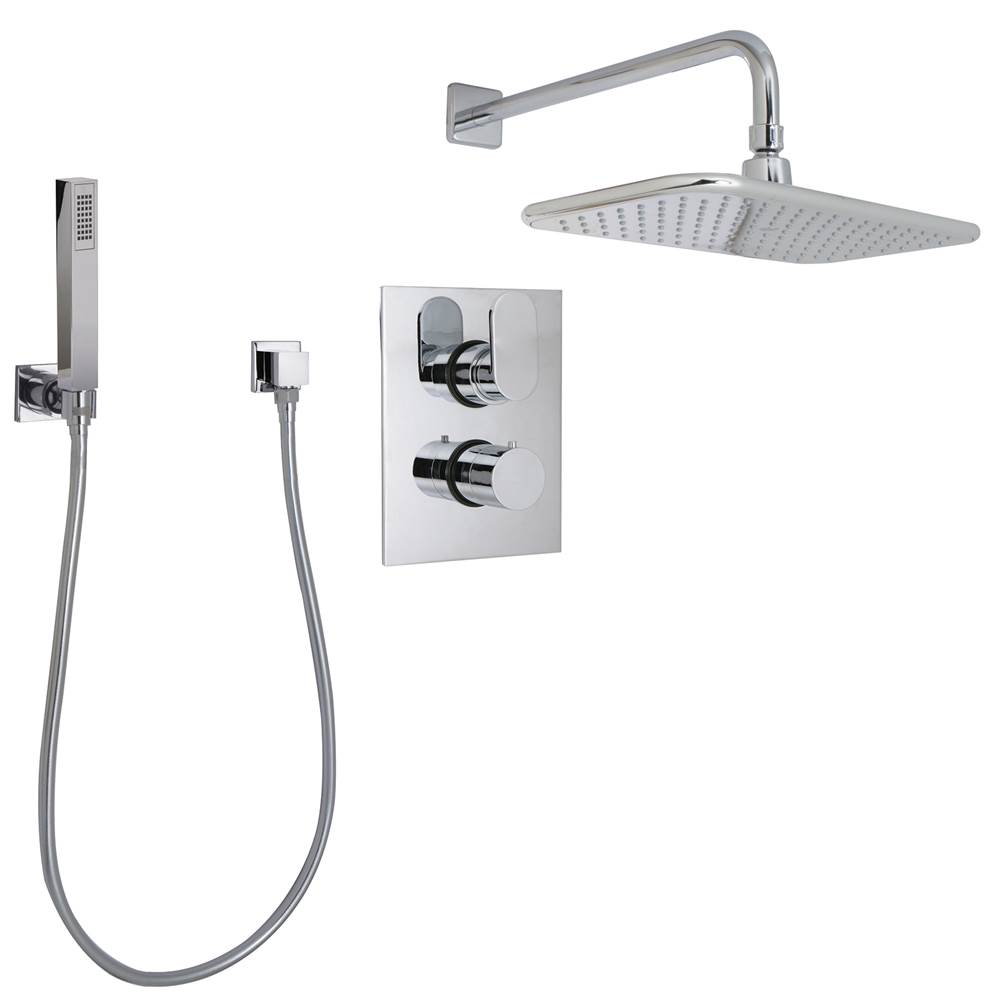 Huntington Brass Complete Systems Shower Systems item S6661001-1