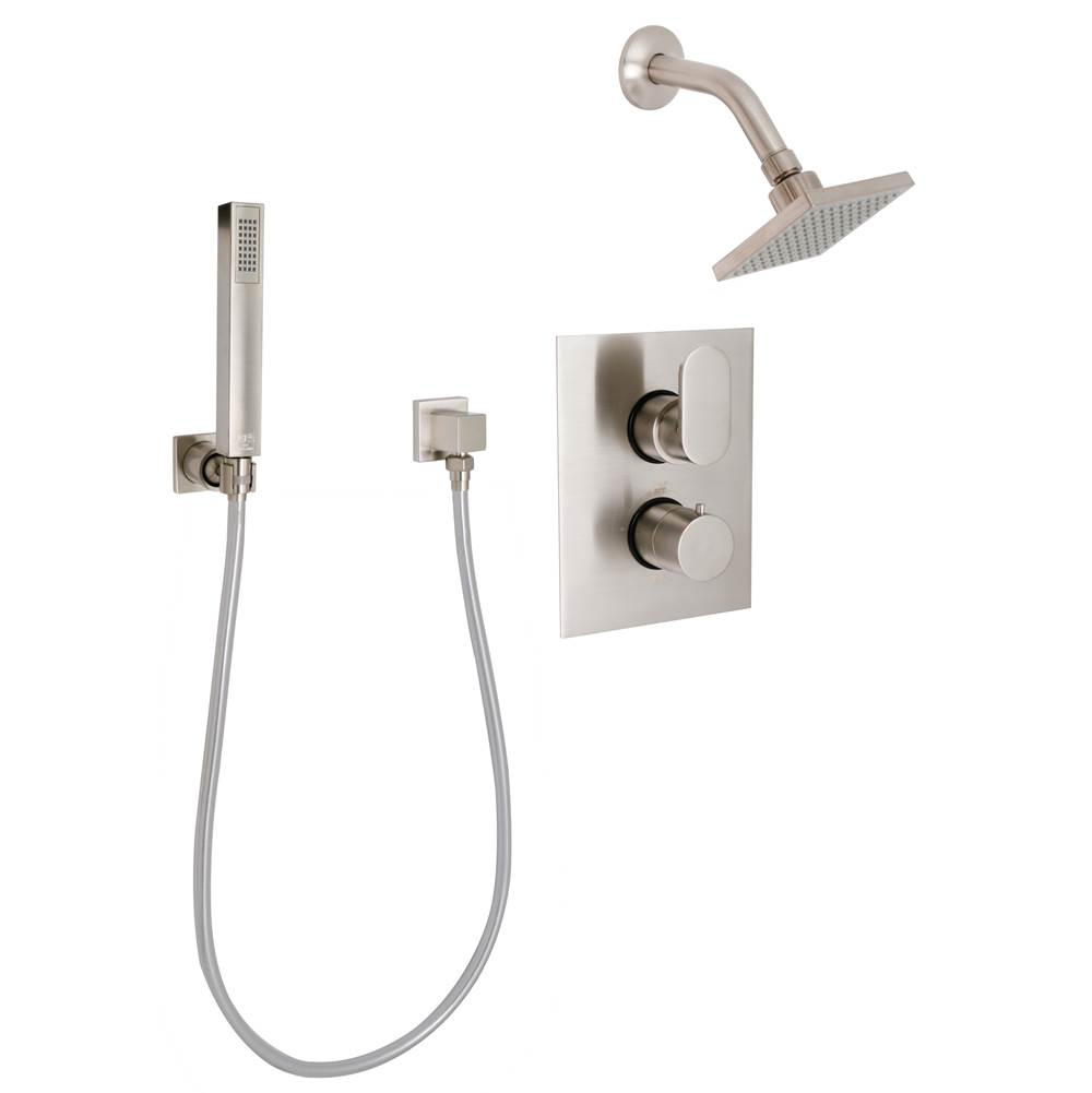 Huntington Brass Complete Systems Shower Systems item S6661002