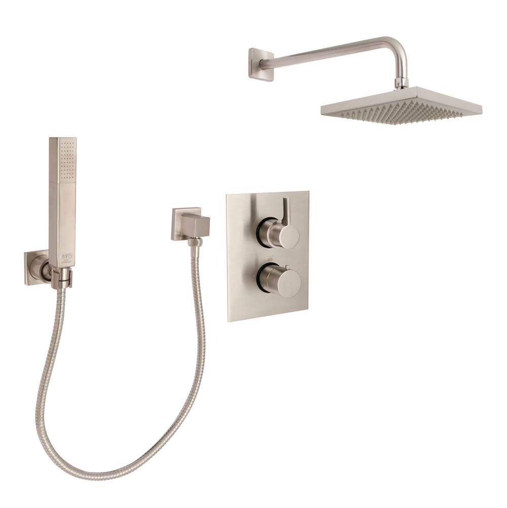Huntington Brass Complete Systems Shower Systems item S6760002-1