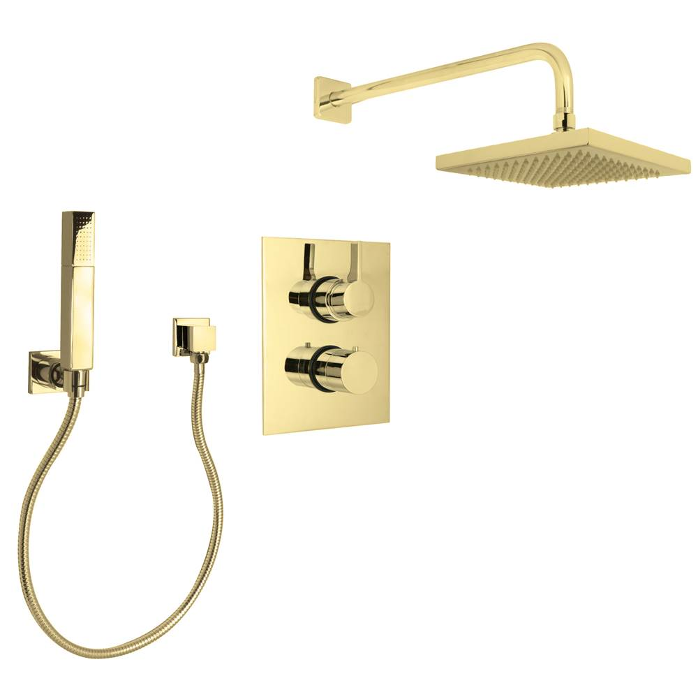 Huntington Brass Complete Systems Shower Systems item S6760013-1