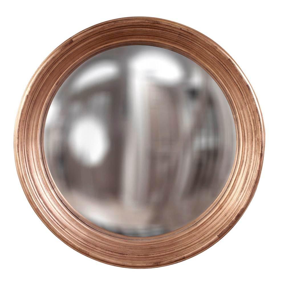 Silver Howard Elliott Collection 56019 Taylor Mirror