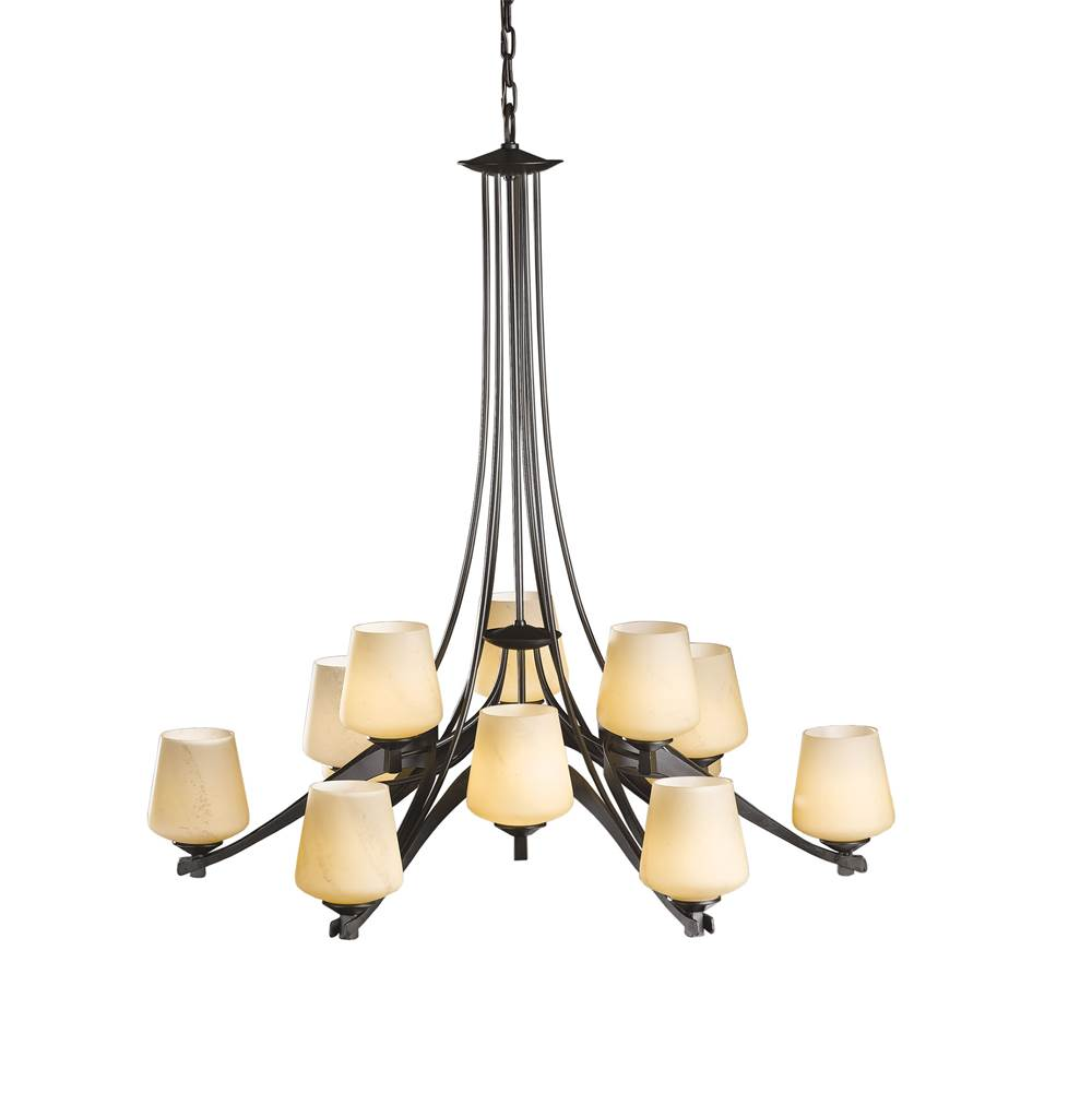 Hubbardton Forge Multi Tier Chandeliers item 104107-1039