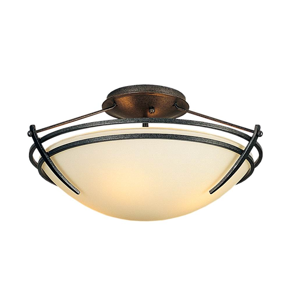 Hubbardton Forge Semi Flush Ceiling Lights item 124412-1019